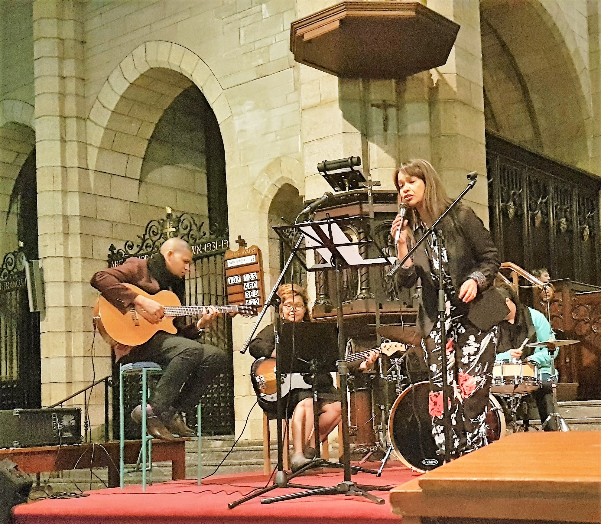 Jazz Vespers - 31 July 2016 Photo No. 3